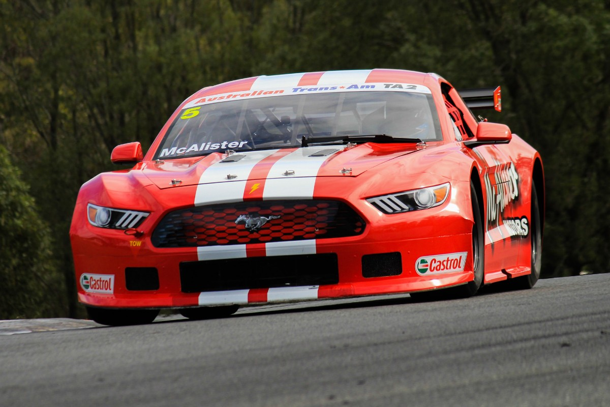 Ford Mustang | Trans Am 2 Racing Australia