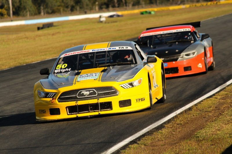 Ford Mustang Russell Wright | Trans Am 2 Racing Australia