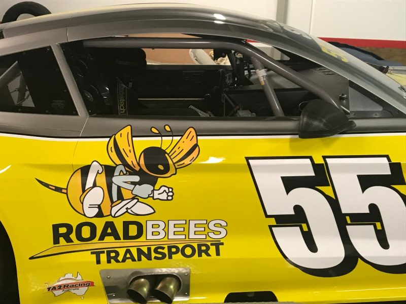 Roadbees Sponsor | Trans Am 2 Racing Australia