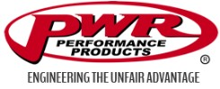 PWR performance products Logo | Trans Am 2 Racing