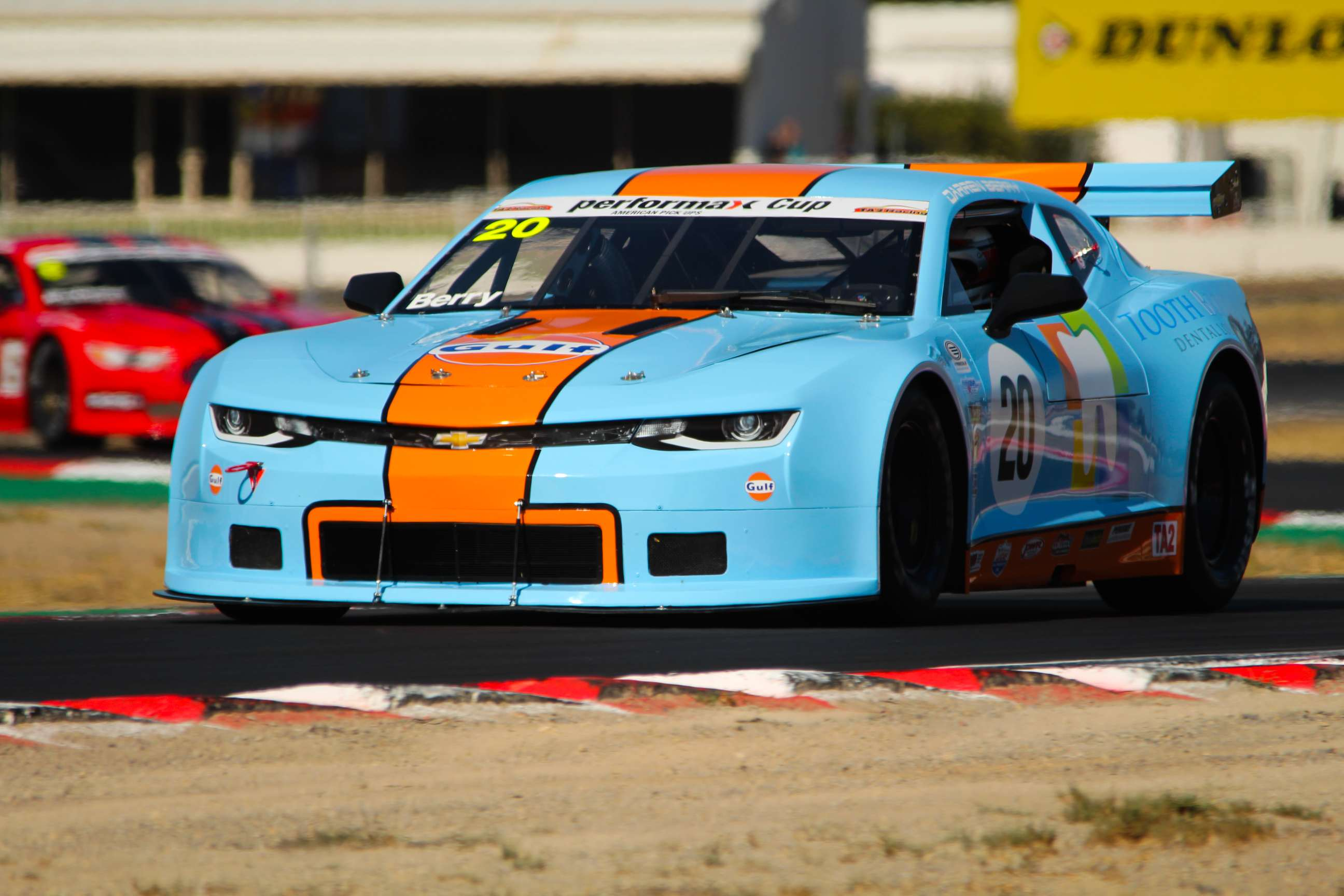 TA2 Racing Australia Muscle Car Racing