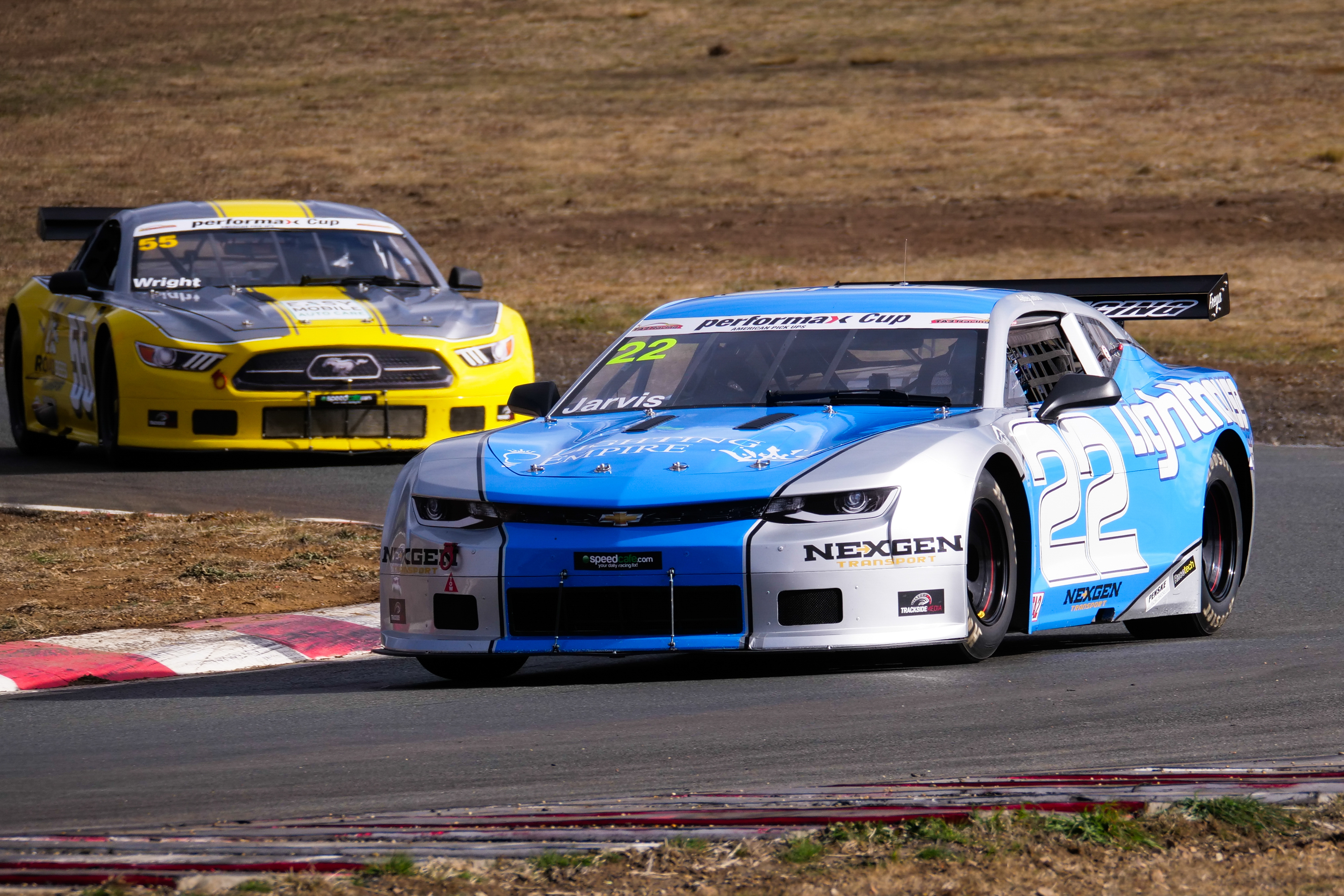Jarvis Regains Ta2 Muscle Car Series Lead After Wakefield Win Ta2