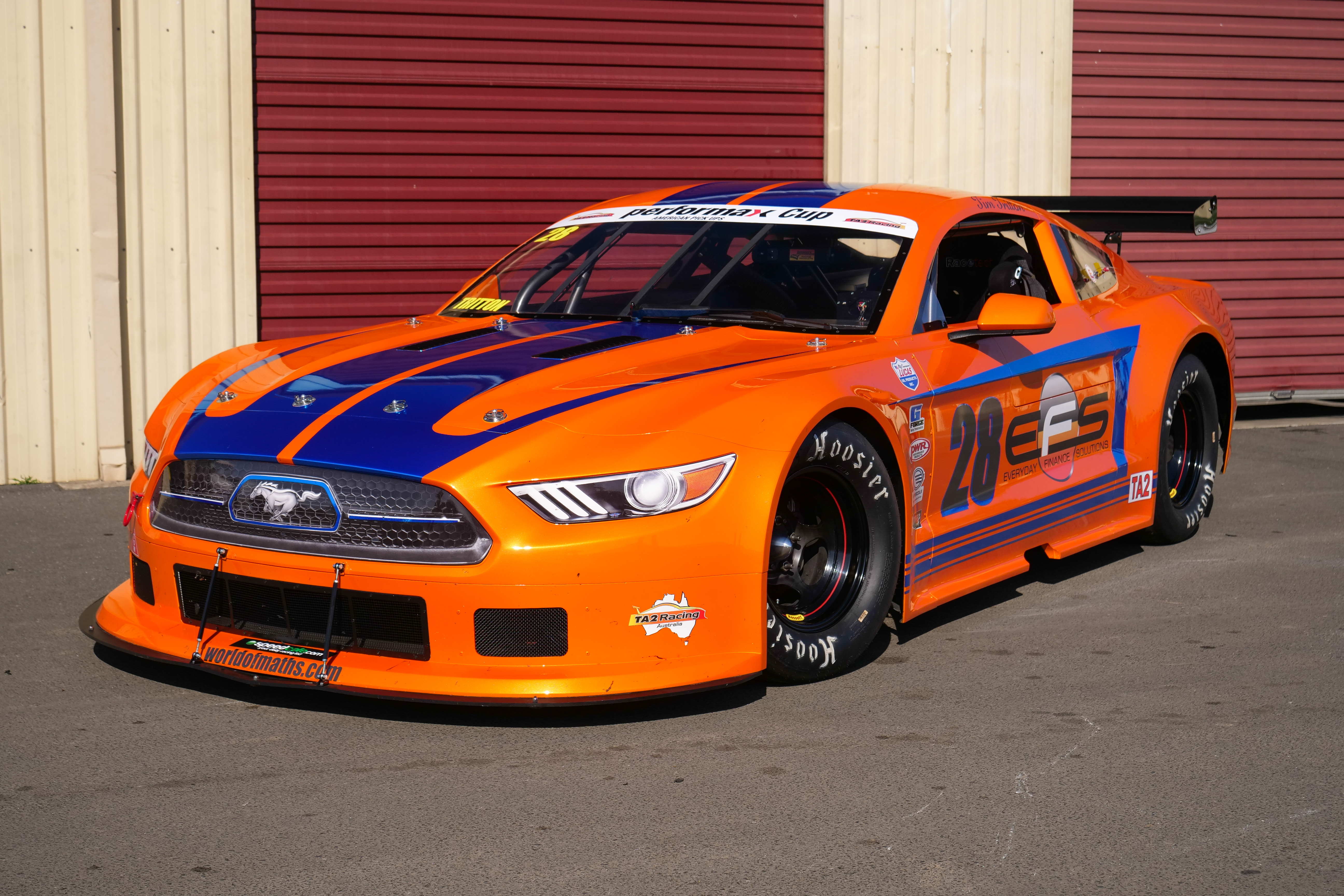 25th Car Sold For Ta2 Muscle Car Series Ta2 Racing Australia