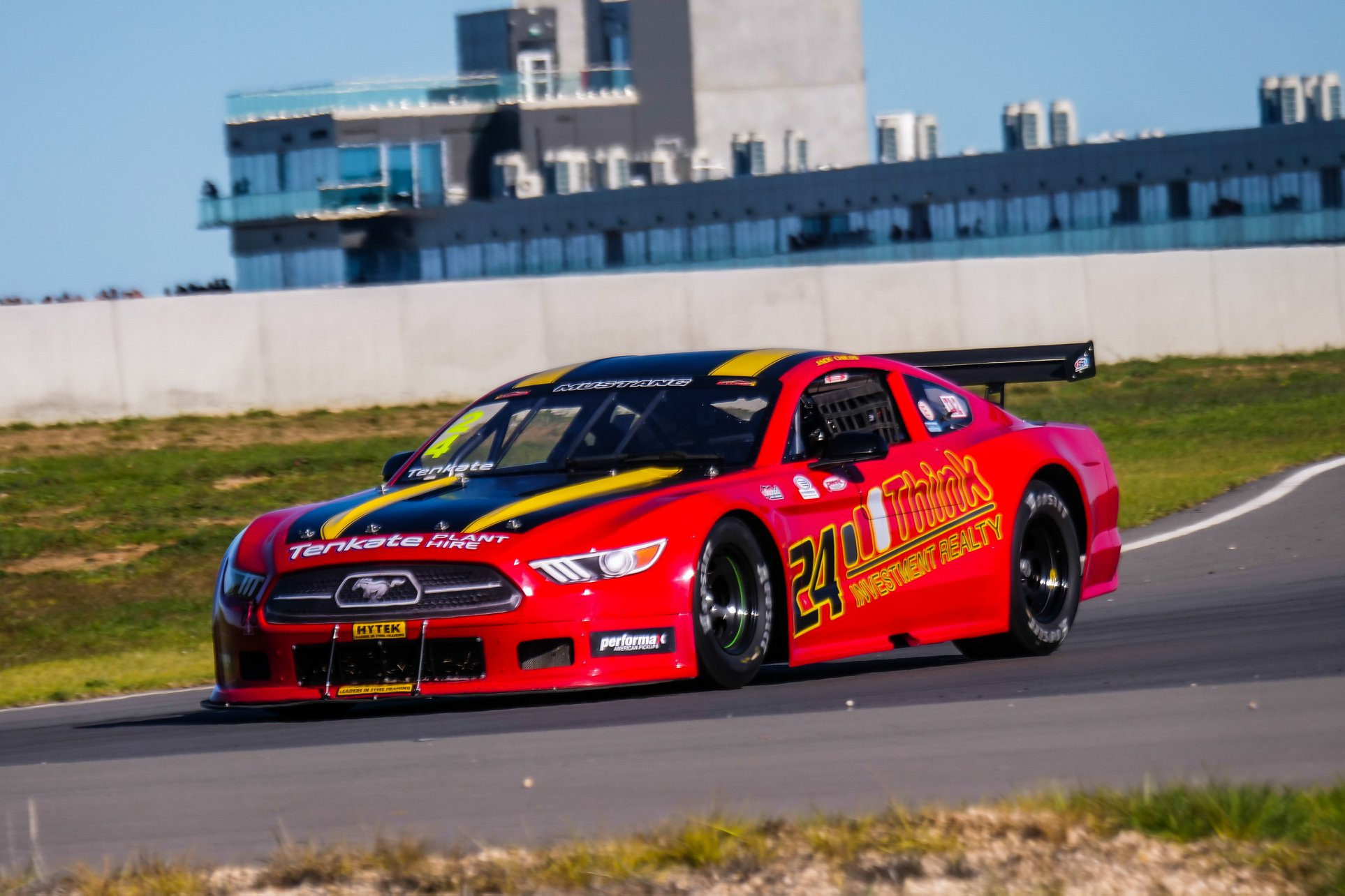 Childs a Jack of All Trades - TA2 Racing Australia Muscle Car Racing