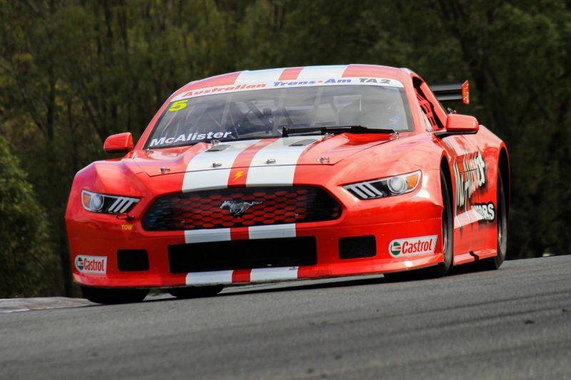 Ford Mustang | Trans Am 2 Racing Australia
