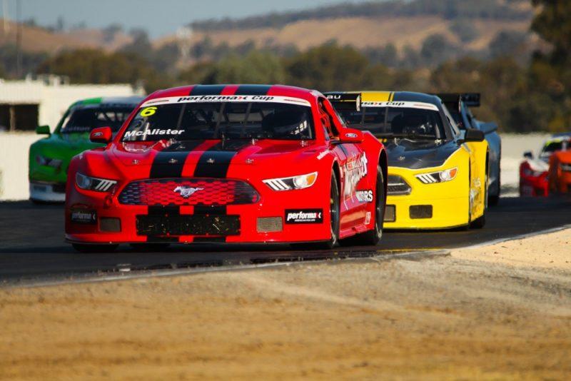 Ford Mustang Hugh McAlister | Trans Am 2 Racing Australia