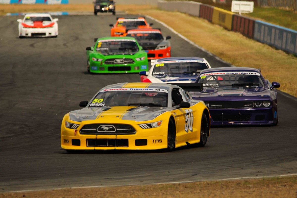 Race   Trans Am 2 Racing Australia
