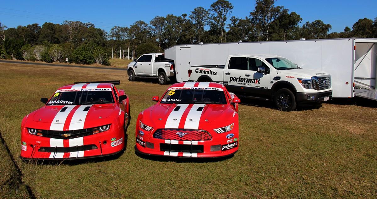 McAlister Motors/Performax   Trans Am 2 Racing Australia