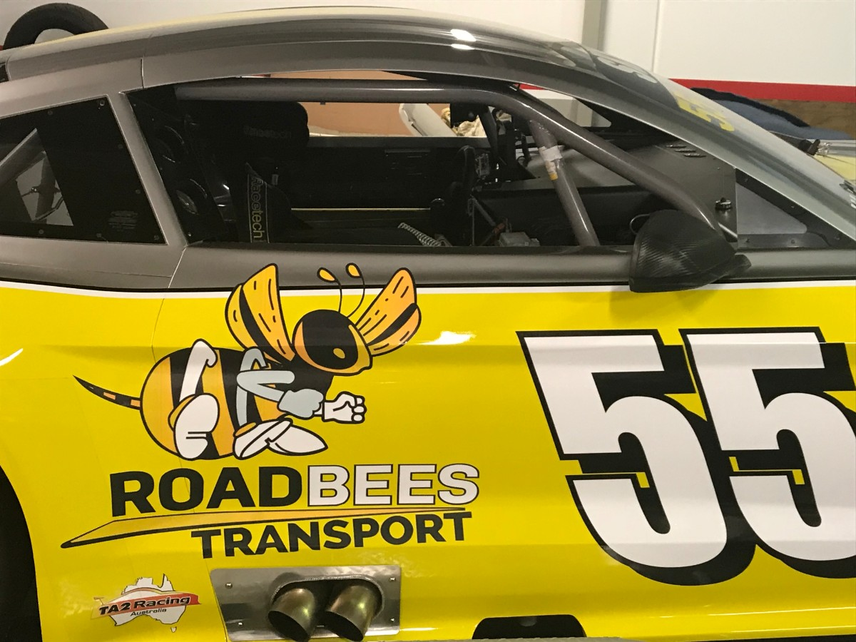 Roadbees Sponsor   Trans Am 2 Racing Australia