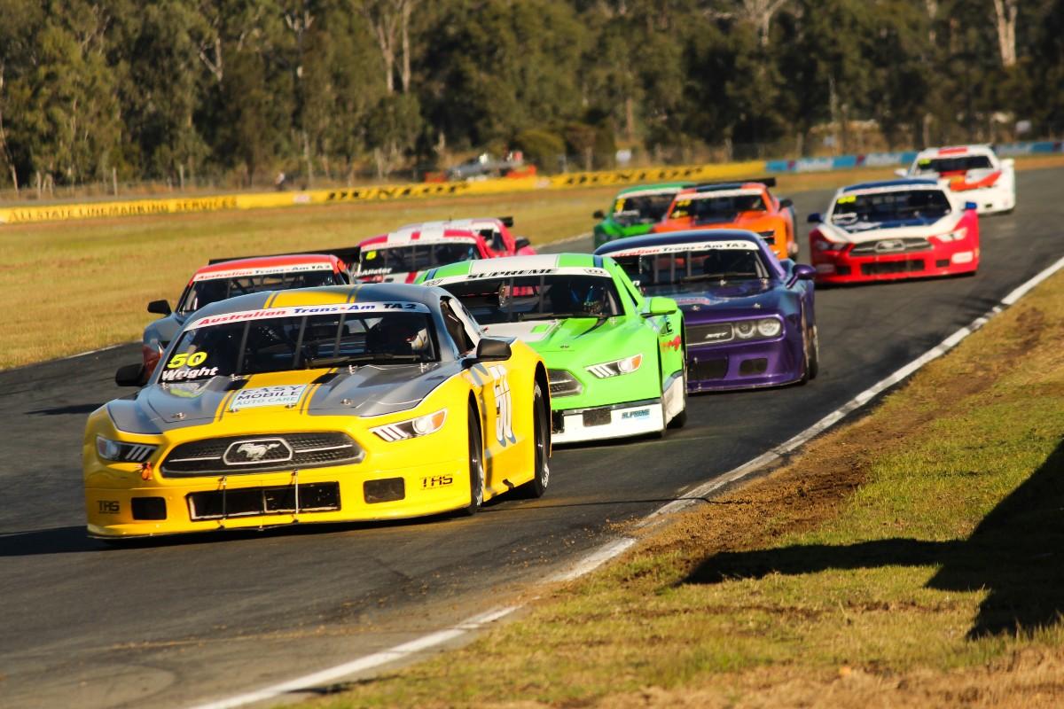 Race Track   Trans Am 2 Racing Australia