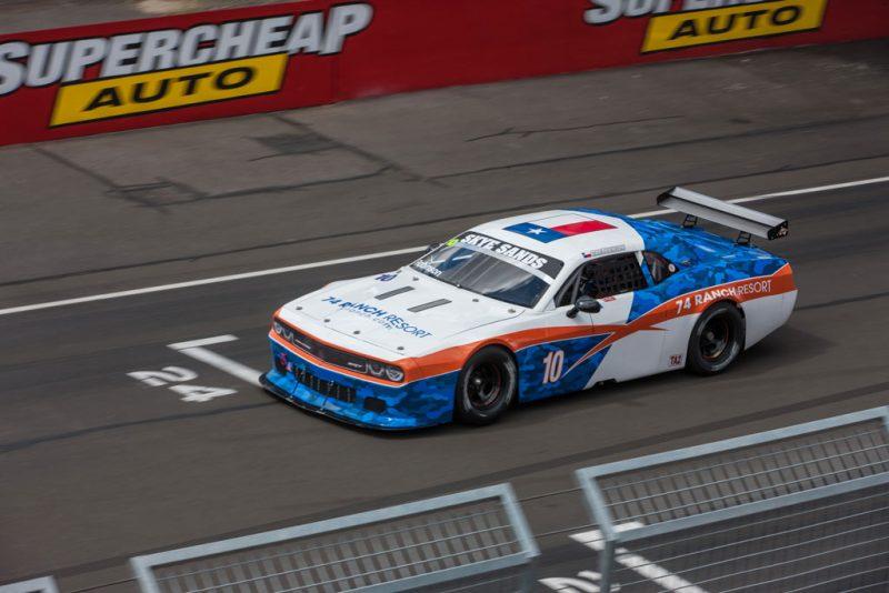 Dodge Challenger Peter Robinson | Trans Am 2 Racing Australia