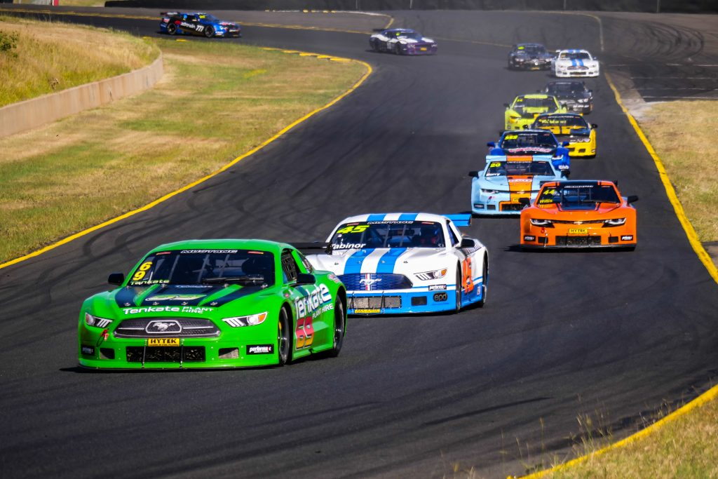 New race format for TA2 Muscle Car Series at Winton - TA2 ...